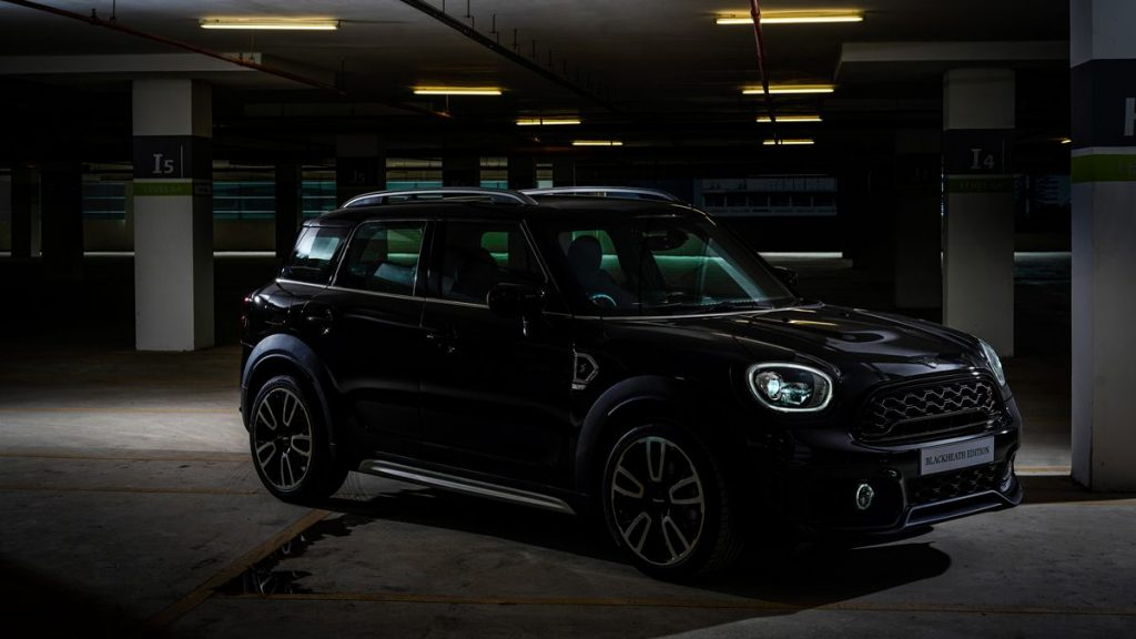 Hanya Ada 24 Unit, Segini Harga New MINI Countryman Blackheath Edition di Indonesia